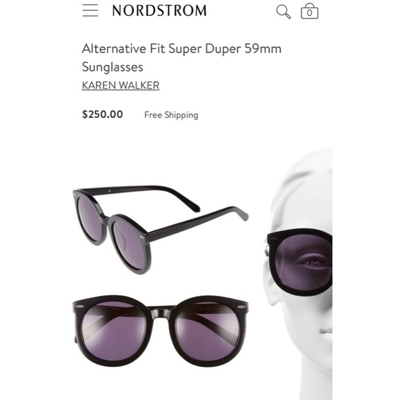 574a92e8b99 Karen Walker Super Duper Thistle Sunglasses